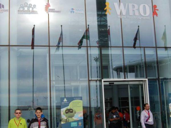 XI. World Robot Olympiad 10/12/2014