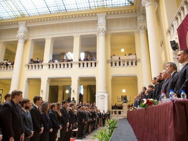 Dr. Szabó Iván Ügyvédi Iroda különdíjának kiosztása a BME idei végzős diplomásai között 09/11/2015